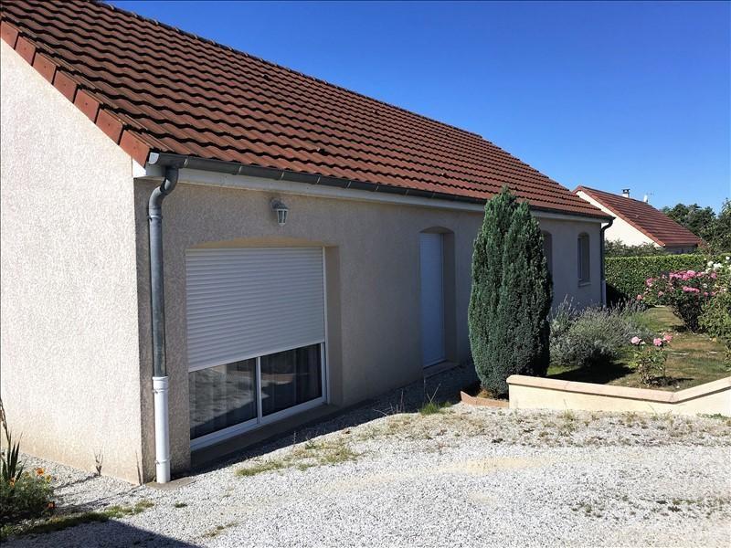 Vente maison / villa Gennetines 160500€ - Photo 2