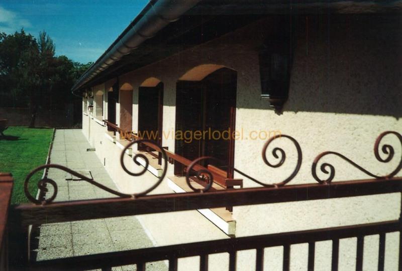 Vitalicio  casa Saint-bressou 65000€ - Fotografía 2