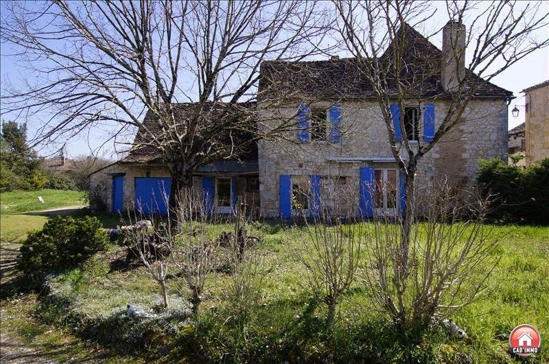 Sale house / villa St aubin de lanquais 181500€ - Picture 1