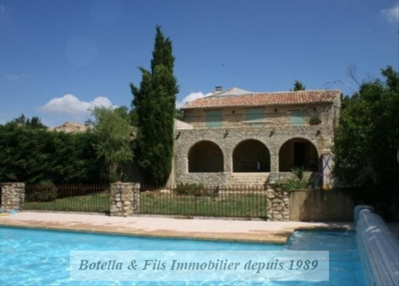 Deluxe sale house / villa Uzes 595 000€ - Picture 1