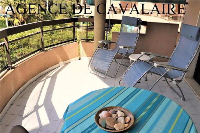 Sale apartment Cavalaire sur mer 175000€ - Picture 1