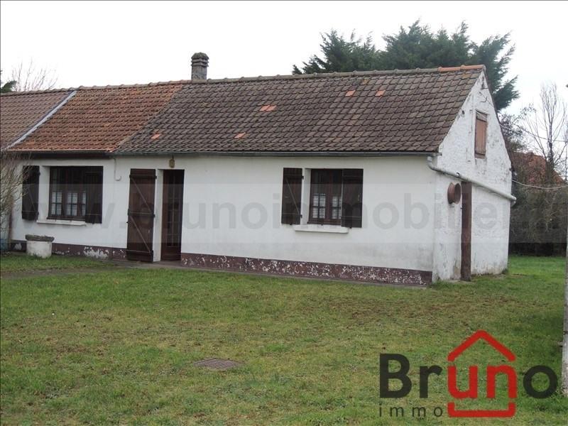 Vendita casa Le crotoy 124500€ - Fotografia 2