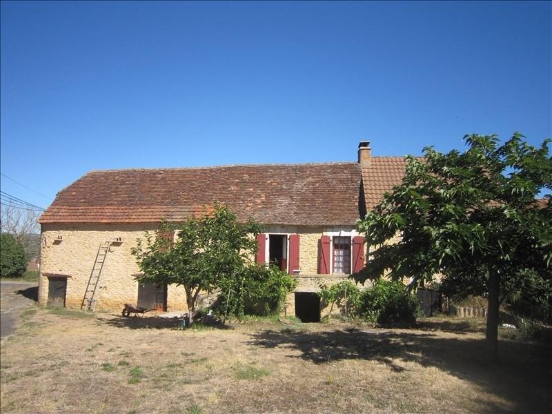 Sale house / villa Audrix 160000€ - Picture 1