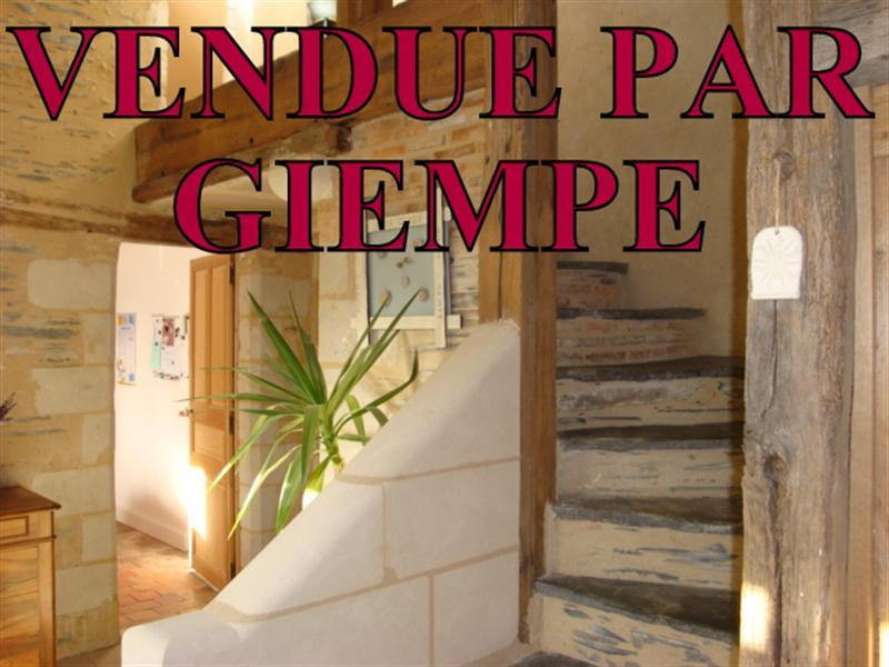 Vente maison / villa Pellouailles les vignes 289000€ - Photo 1