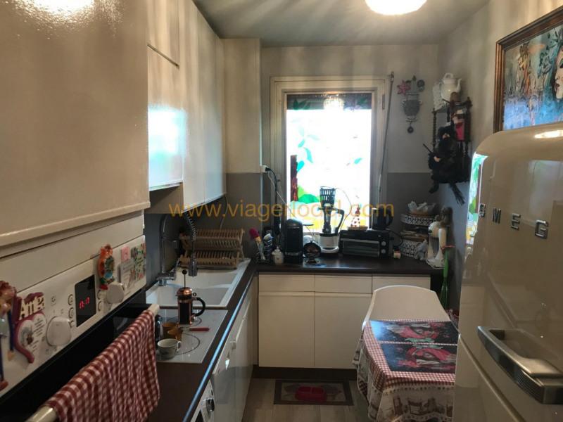 Vendita nell' vitalizio di vita appartamento Nice 70000€ - Fotografia 9
