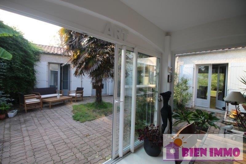 Vente maison / villa Saint sulpice de royan 395200€ - Photo 6