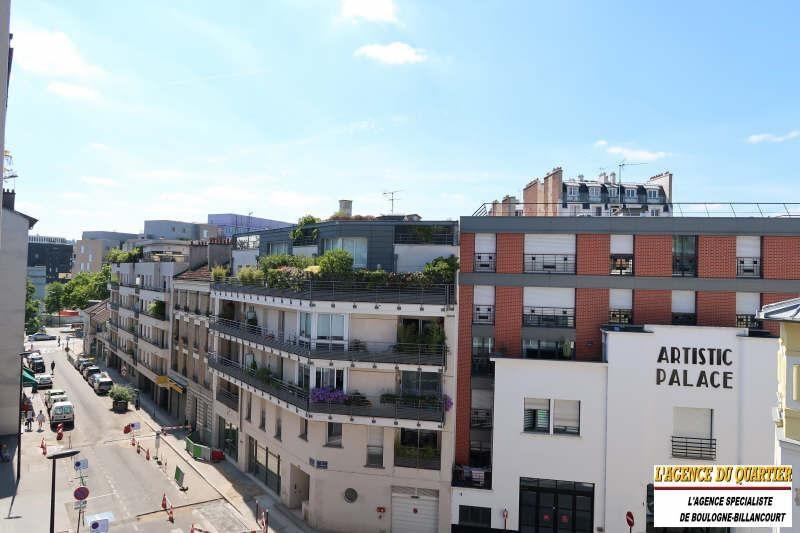 Vente appartement Boulogne billancourt 417000€ - Photo 1