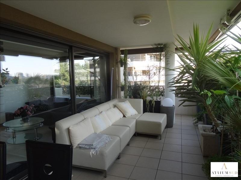 Sale apartment Frejus 378500€ - Picture 1