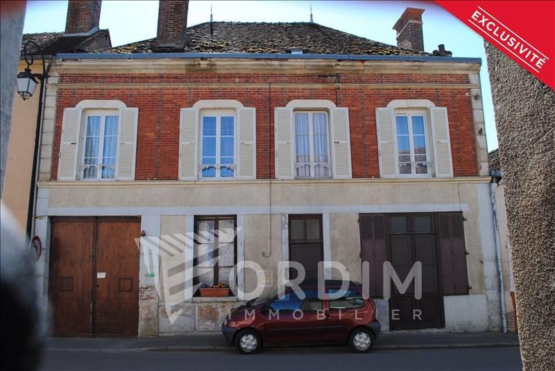 Vente maison / villa St sauveur en puisaye 78000€ - Photo 1