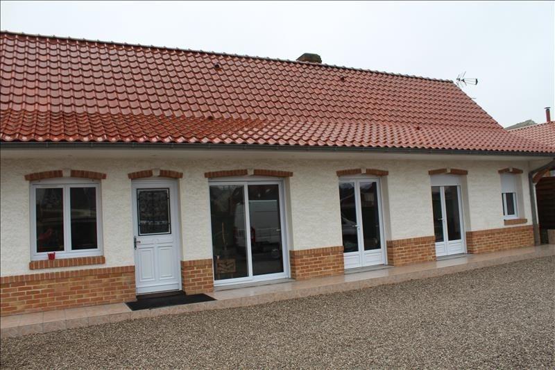 Vente maison / villa Bapaume 177650€ - Photo 1