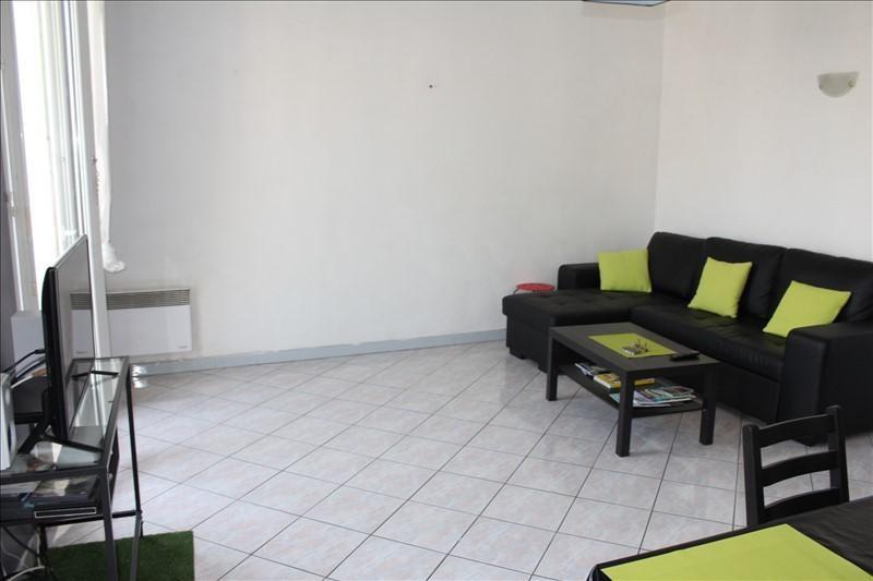Sale apartment Sete 85000€ - Picture 2