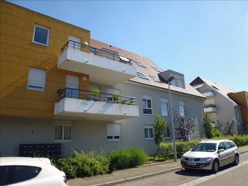 Rental apartment Strasbourg 420€ CC - Picture 1