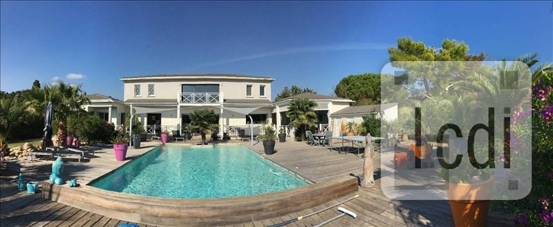 Vente de prestige maison / villa Graveson 1080000€ - Photo 1
