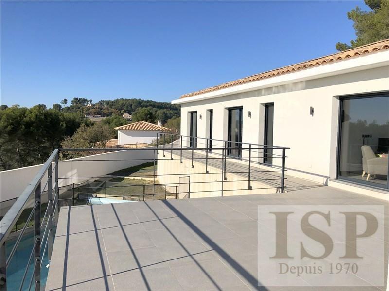 Deluxe sale house / villa Eguilles 750100€ - Picture 2