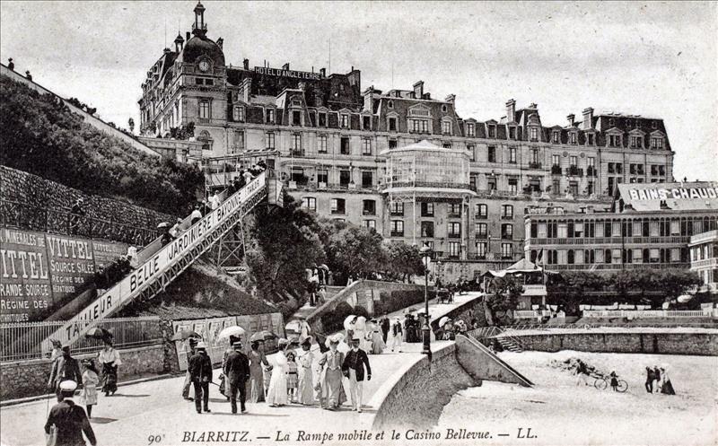 Venta de prestigio  casa Biarritz 2730000€ - Fotografía 2