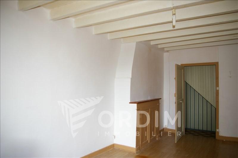 Investment property house / villa St sauveur en puisaye 49500€ - Picture 9