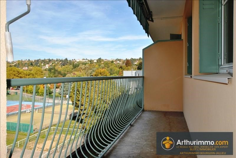Vente appartement Bourgoin jallieu 119000€ - Photo 9