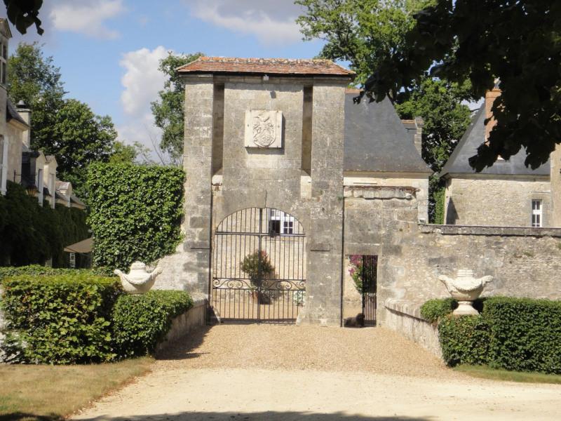 Revenda residencial de prestígio castelo Semblancay 3300000€ - Fotografia 5