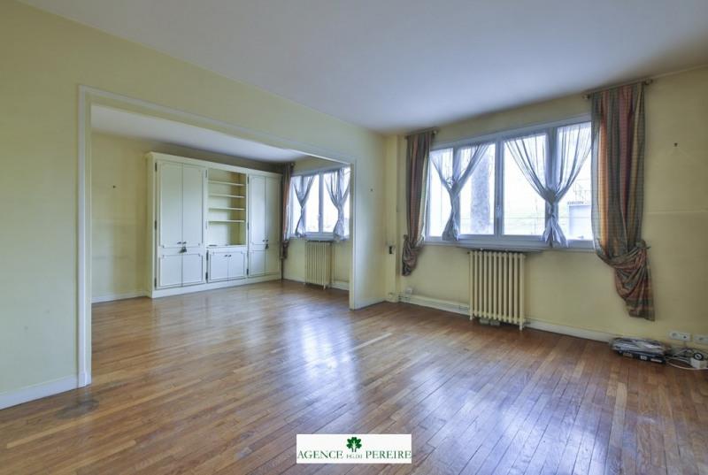 Sale apartment Paris 17ème 615000€ - Picture 1