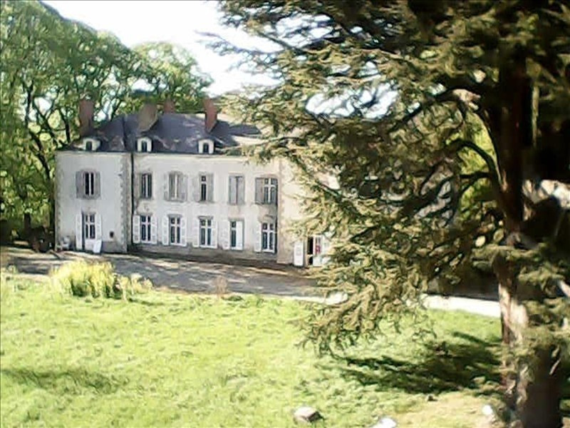 Vente de prestige maison / villa St hilaire de loulay 742000€ - Photo 1