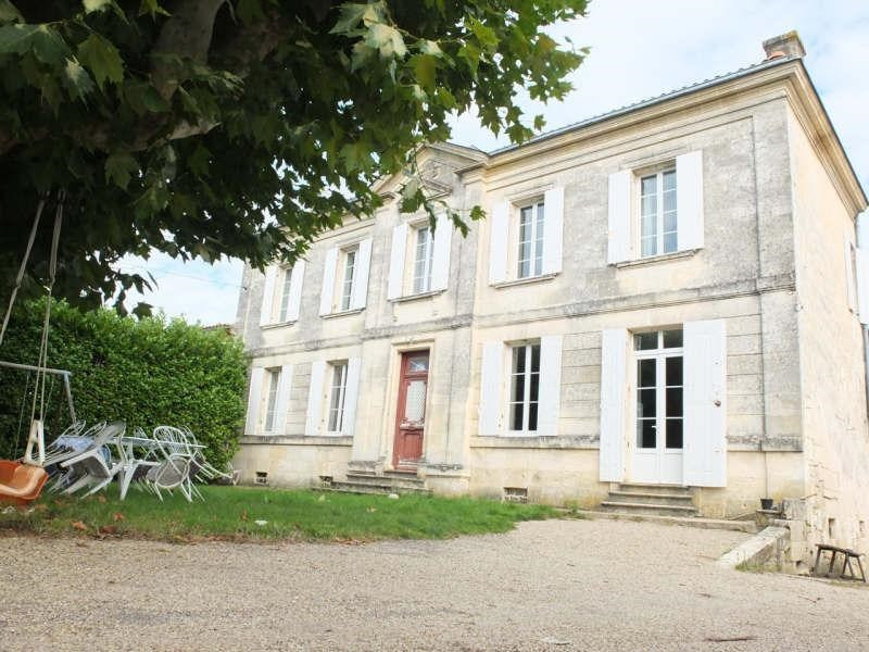 Deluxe sale house / villa Bourg 580 000€ - Picture 1