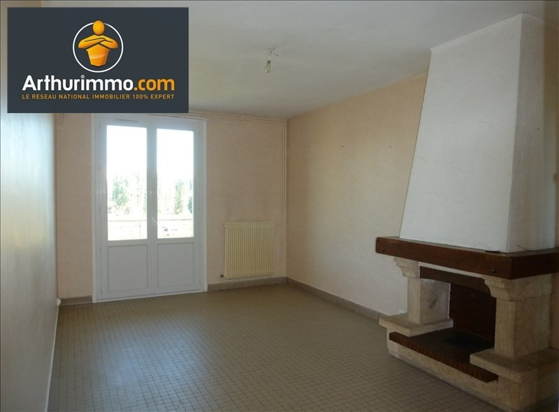 Sale apartment Roanne 57 000€ - Picture 1