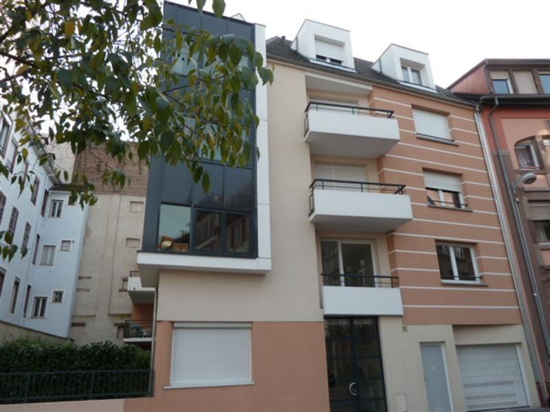 Verhuren  appartement Strasbourg 790€ CC - Foto 1
