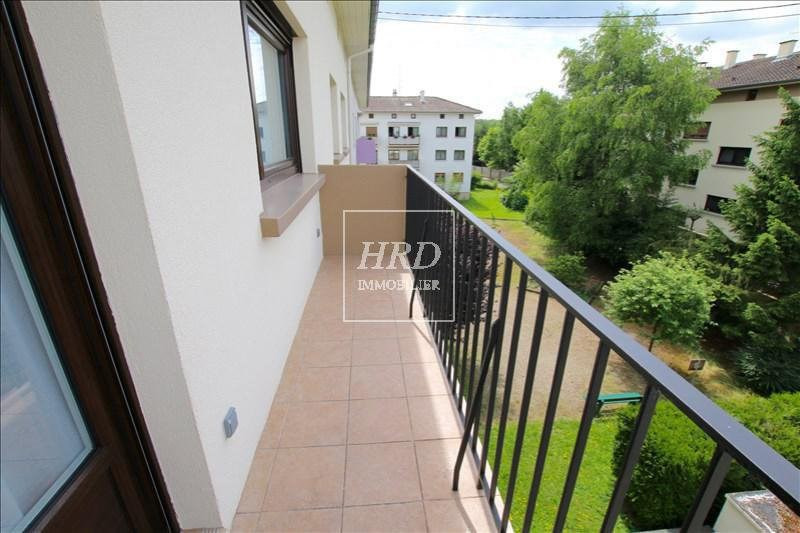 Vente appartement La wantzenau 215000€ - Photo 1