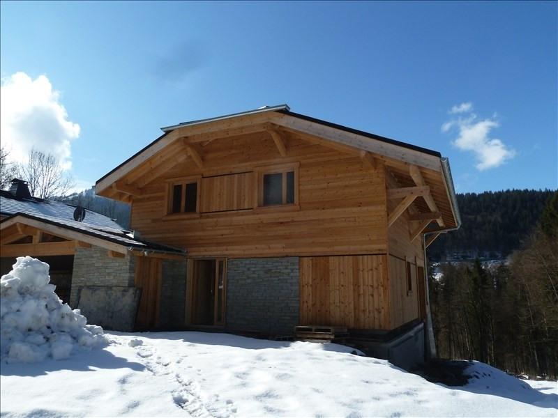Vente de prestige maison / villa Morzine 1195000€ - Photo 3
