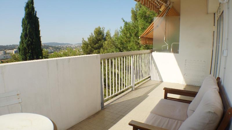 Verhuren  appartement Toulon 510€ CC - Foto 1