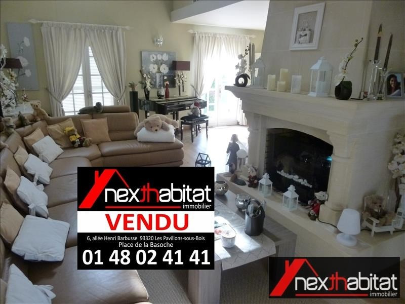 Vente maison / villa Livry gargan 384000€ - Photo 2