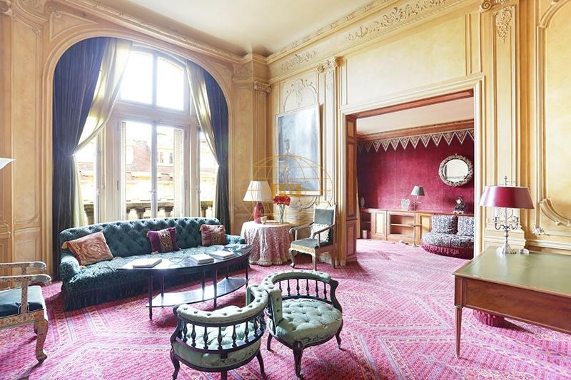 Deluxe sale apartment Paris 16ème 5 750 000€ - Picture 4