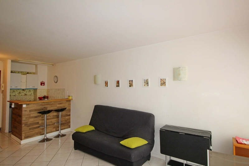 Rental apartment Nice 620€ CC - Picture 3