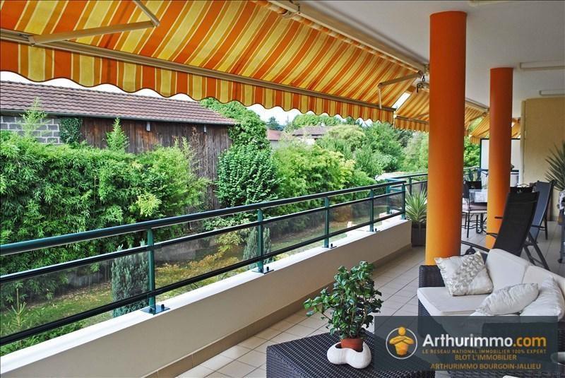 Sale apartment Bourgoin jallieu 379000€ - Picture 1