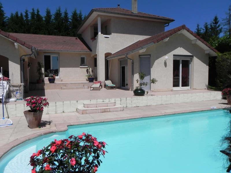 Vente maison / villa Bourgoin jallieu 395000€ - Photo 2