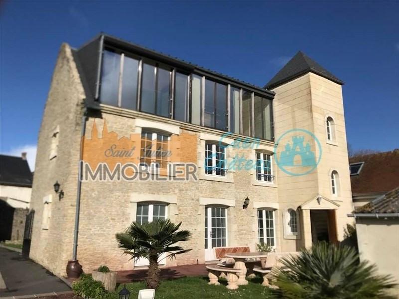 Vente maison / villa Courseulles sur mer 416000€ - Photo 1