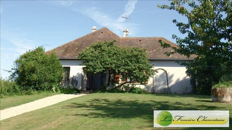 Vente de prestige maison / villa Aigre 425000€ - Photo 5