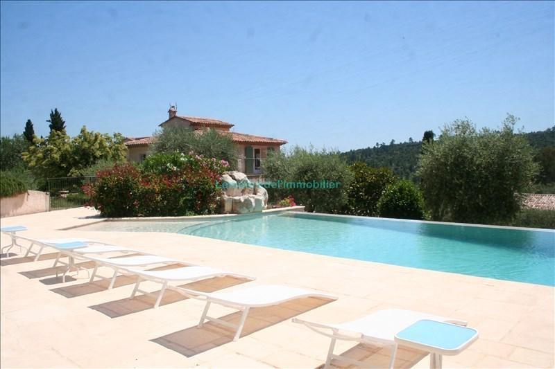 Vente de prestige maison / villa Le tignet 890000€ - Photo 4