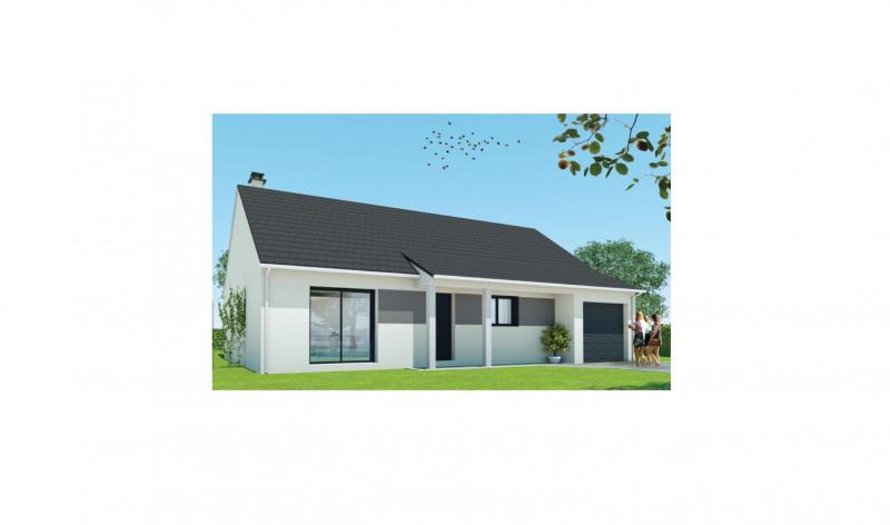 """Modèle de maison  """"Modèle de maison 6 pièces"""" à partir de 6 pièces Eure-et-Loir par MAISONS FRANCE STYLE"""