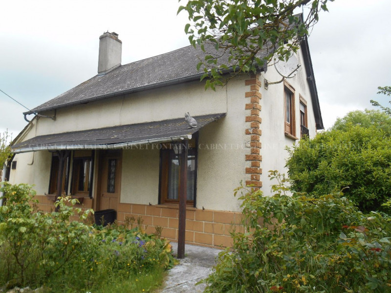 Sale house / villa Crevecoeur le grand 137 000€ - Picture 1