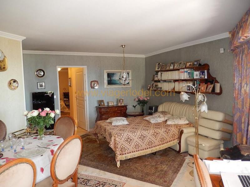 Vendita nell' vitalizio di vita appartamento Beausoleil 250000€ - Fotografia 2