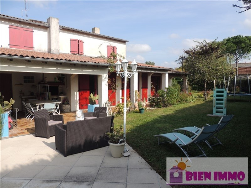 Vente maison / villa Saint sulpice de royan 349 900€ - Photo 1