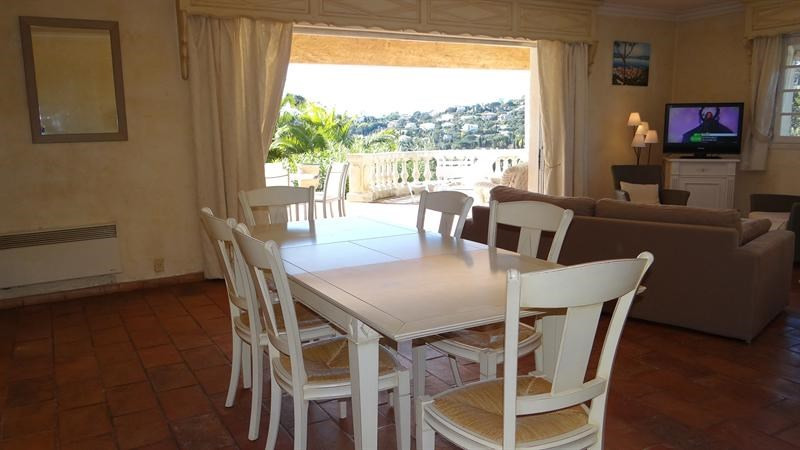 Vacation rental house / villa Cavalaire sur mer 1 000€ - Picture 13