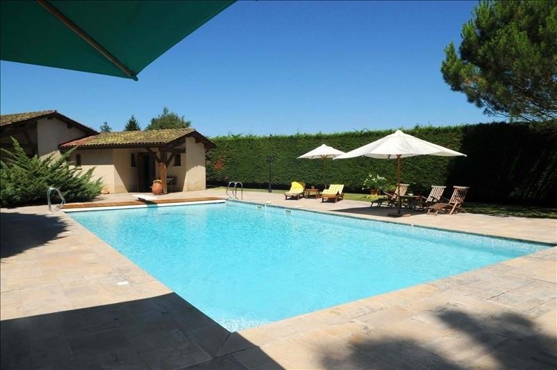 Deluxe sale house / villa La cote st andre 650000€ - Picture 1