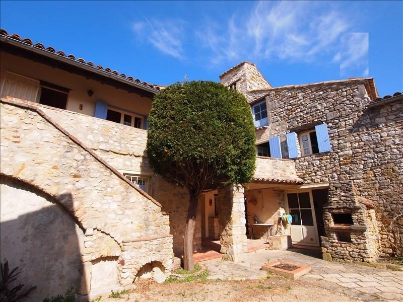 Vente maison / villa Goudargues 315000€ - Photo 1