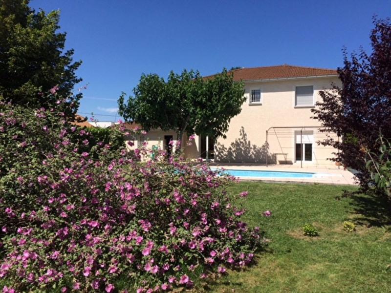 Vente maison / villa Cremieu 459000€ - Photo 1