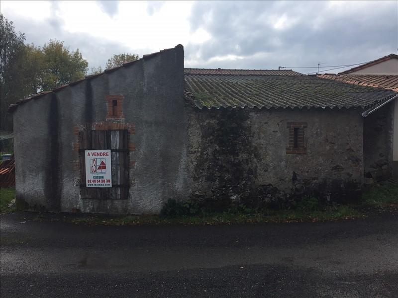 Sale house / villa Vallet 20500€ - Picture 1
