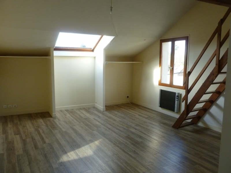 Location appartement Coye la foret 600€ CC - Photo 1