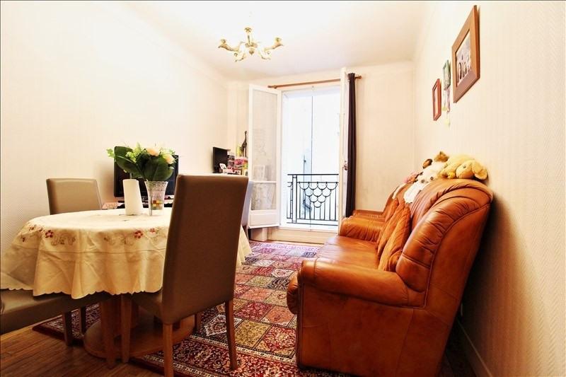 Venta  apartamento Paris 19ème 413400€ - Fotografía 4