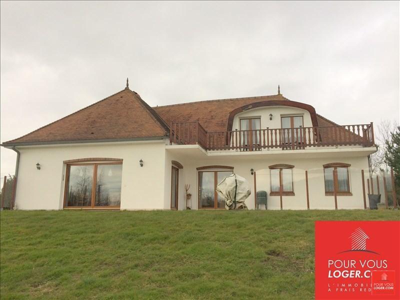 Sale house / villa Hesdin l abbe 370000€ - Picture 1